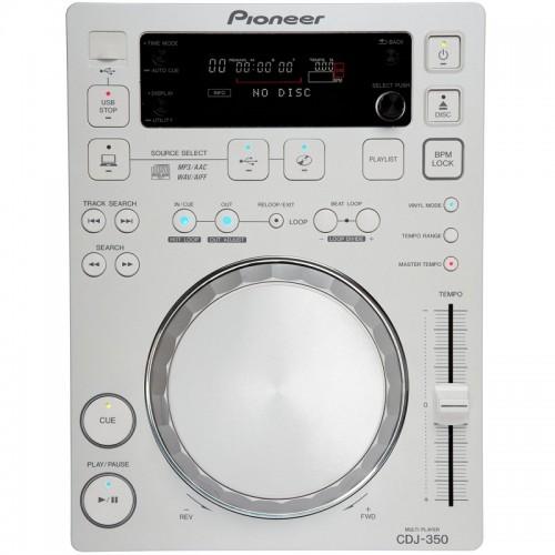 Pioneer CDJ350 White