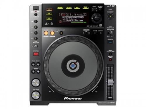 Pioneer CDJ850-K Black