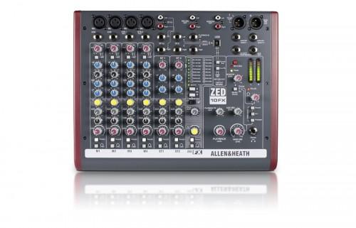Allen & Heath ZED 10 FX  SPECIAL PRICE